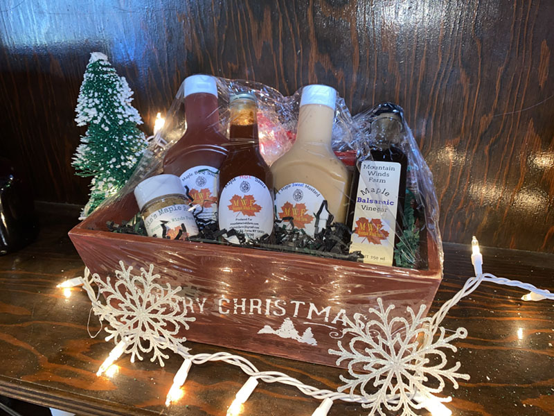 Sauces Basket
